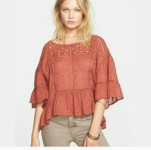 Free People Dreamers blouse